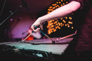 Katie Mac Cellist - Xylophone