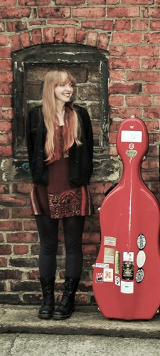 Katie Mac and Cello